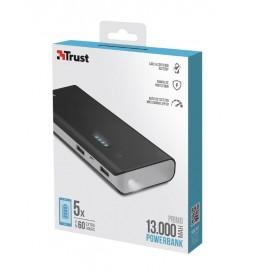 Trust Primo PowerBank 13000 mAh Black