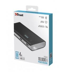 Trust Primo PowerBank 10000 mAh Black