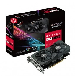 Asus RX 560 4GB ROG-STRIX-RX560-O4G-Gaming