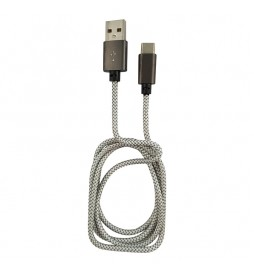 LC-Power Tip-C USB kabl LC-C-USB-Type-C-1M-1