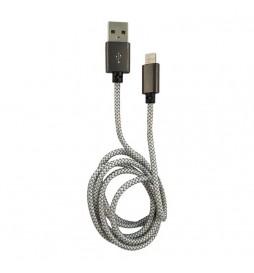 LC-Power Lightning USB kabl...