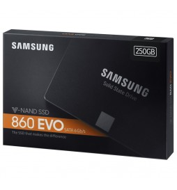 Samsung 860 EVO MZ-76E250B...
