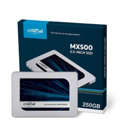 Crucial MX500...