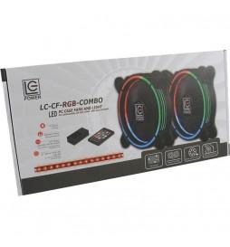 LC-Power Combo Fans & Light