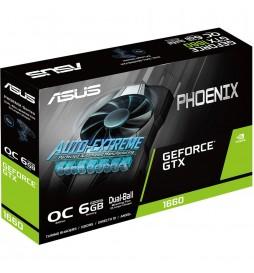 Asus GTX 1660 6GB PH-GTX1660-O6G