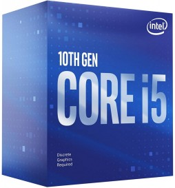 Intel Core i5-10400F 2.9 GHz