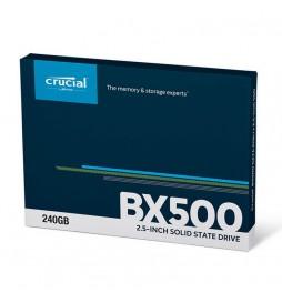 Crucial BX500 CT240BX500SSD1 240GB