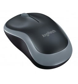 Logitech M185 Wireless Mouse Swift Grey
