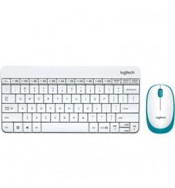 Logitech MK245 White Nano...