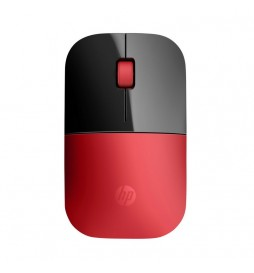 HP Z3700 Red Wireless Mouse V0L82AA