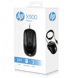 HP X900 Wired Mouse V1S46AA