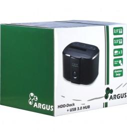 Inter-Tech HDD Dock Argus GD-PD05U