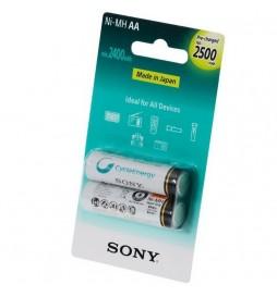 Sony Ni-MH AA 2500 mAh NHAAB2GB