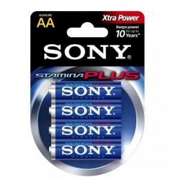 Sony Alkaline AA AM3-B4D