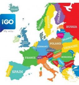 iGo mape